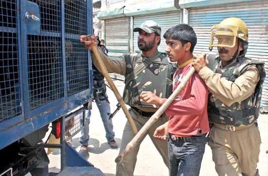 Draconian PSA Raj Haunts Kashmir   The Kashmir Scenario  News with  difference